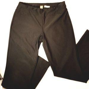 Lucy women's black yoga pants/athleisure pants.  L
